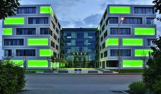 Trovarit Büro Augsburg