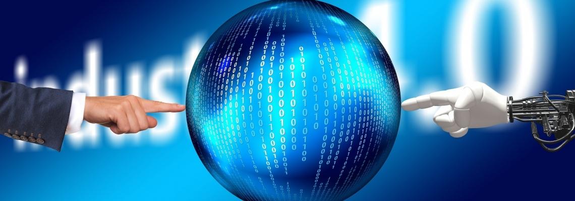 dijital dönüşüm için teknoloji