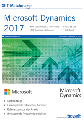 IT-Matchmaker.guide Microsoft Dynamics
